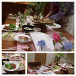 料理の苦手意識がなくなる料理教室♡3月のベースアップレッスン風景