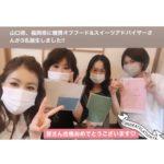 山口県、福岡県からご参加‼︎糖質オフアドバイザーさんが新たに3名増えました‼︎7-8月の検定日程はこちらから♡